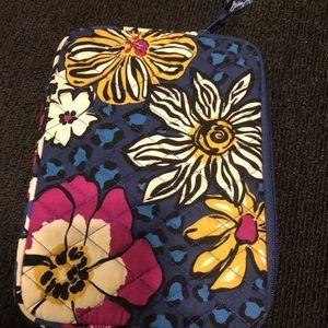 Vera Bradley E-Reader Sleeve African Violet